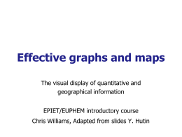 Graphs and maps