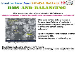 MSDS energy battery pack