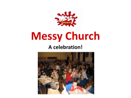 Messy Church - BRF Online Shop