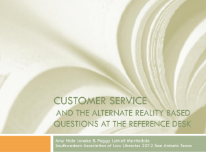 Good Customer Service Requires Empowered Staff