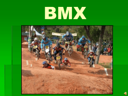 BMX PowerPoint Presentation - Manitoba Cycling Association
