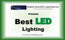 Best LED Lighting