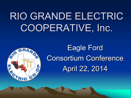 Rio Grand Electric Cooperative