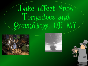 Lake Effect Snow - Finger Lakes Weather
