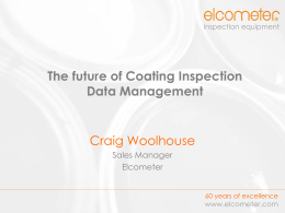 Elcometer-Data-Management-Presentation-2012