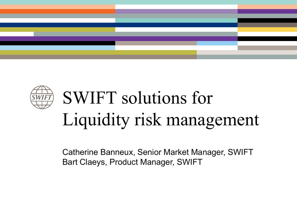 is liquidity risk systematic