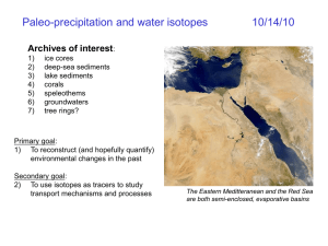 Water isotopes in the hydrosphere, atmosphere, and biosphere