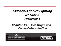 IFSTA_files/Chapter 19 Powerpoint