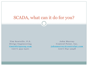 What can SCADA do for you?