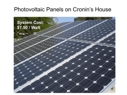 AZRISE and the TEP solar test yard Solar 101 ppt (12