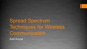 Spectrum Issues in Nepal - Telecommunications Regulatory
