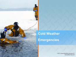 Local Cold Injuries - Wintergreen Fire And Rescue