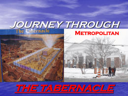 The Tabernacle - Metropolitan Baptist Church