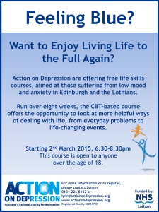 Living Life to the Full March 2015 Course Edinburgh