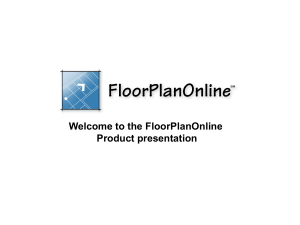 View Presentation - FloorPlanOnline