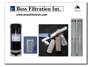 Below Breather Bossfiltration Presentation