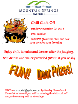 Chili Cook Off 2013 Flyer-3
