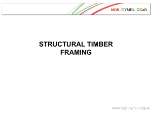 Structural Timber Framing