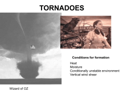 Lecture:Tornadoes