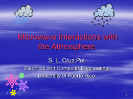 INtroAtmosphere - Electrical and Computer Engineering @ UPR