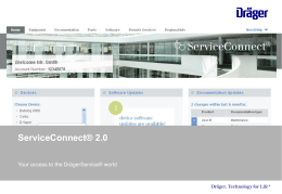 Service Connect: a comprehensive solution for our customers
