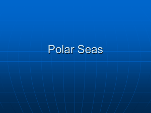 Polar Seas ppt
