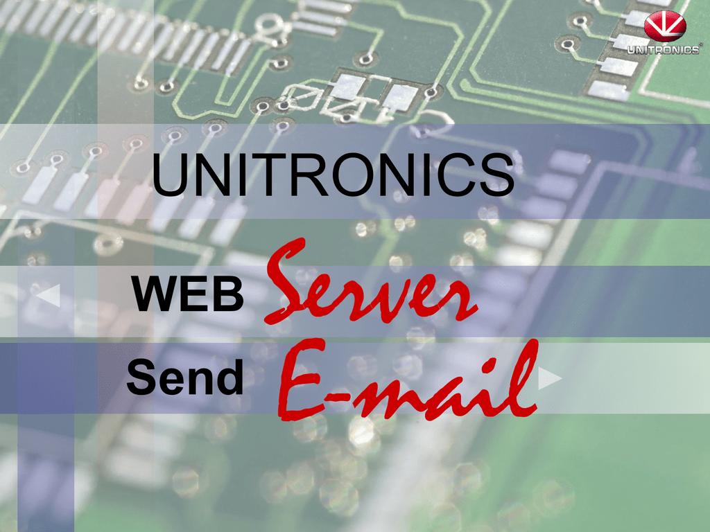 How to Send e-mail