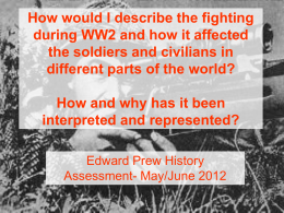 How and why has it been interpreted and represented?
