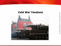 18.1 the cold war unfolds