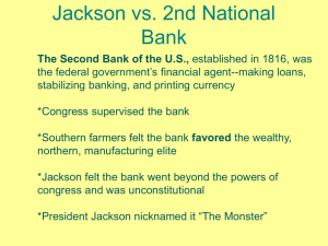 Jackson vs_ The Bank