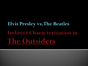 Elvis Presley Vs. The Beatles