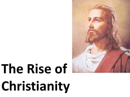 The_Development_of_Christianity