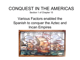 Conquest in the Americas copy