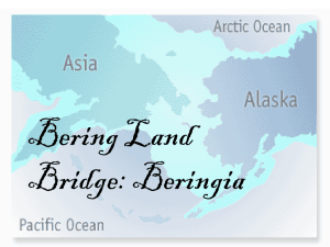 Bering Land Bridge - macmillanlanguagearts