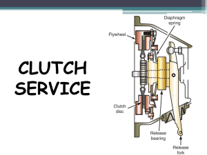 Clutch Service - Western New York Teacher Center