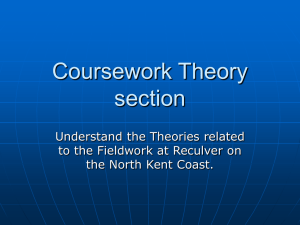 Coursework-Theory