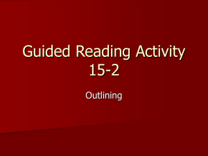 Guided Reading Activity 15-2