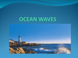 OCEAN WAVES - Moore Middle School