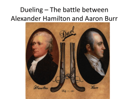 Talk:Aaron Burr/Archive 1