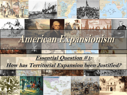 What factors promote territorial expansion?