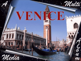 Venice – a Great City State