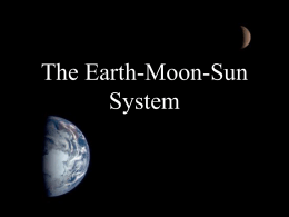 The Earth Moon System