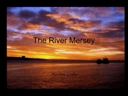 The River Mersey - Brookburn Primary Blogs