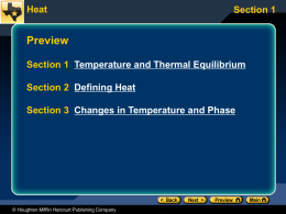 Heat Notes PPT