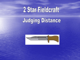 2 Star Fieldcraft
