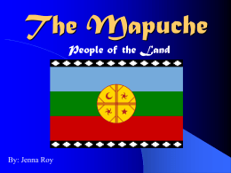 Mapuche - Native Studies Resources