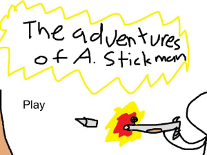The Adventures of A. Stickman