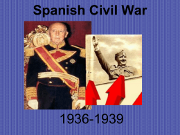 Spanish Civil War - euro