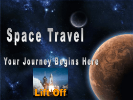 Space Web quest - efl
