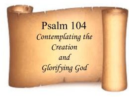 S88Psalm104 - Eastside Church of Christ